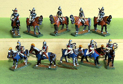 25mm ancients lamming multi part assyrian cavalry wargames figures