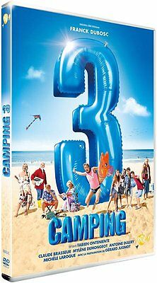 Camping 3 Dvd Neuf Et Emballe !!!