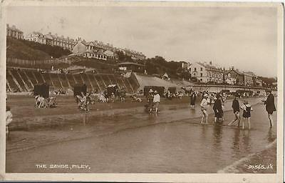 The Sands,filey 1926