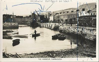 The Harbour,carnlough - Rare    ,see Note