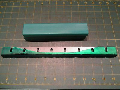 """WOODWORKING TOOLS * PLANER BLADES 2x * 13"""" * (ACTUAL 12-5/8 X 1 X 1/8) * NEW"""