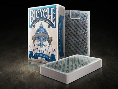 Bicycle Americana Rare Limited Edition Custom Playing Cards !!!!