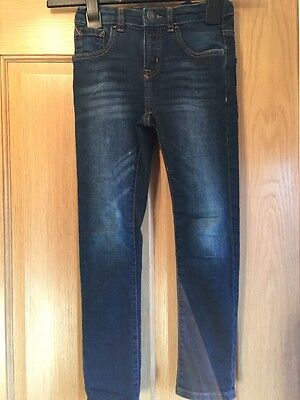 ZARA 7 Years Skinny Boys Jeans Soft DENIM