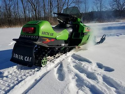 99 Arctic Cat ZR 500