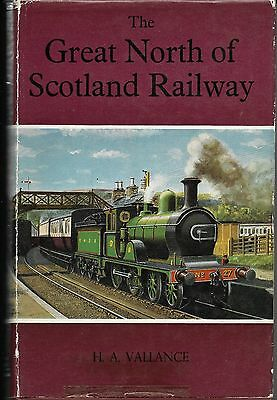 The Great North of Scotland Railway - 1965 First Edition