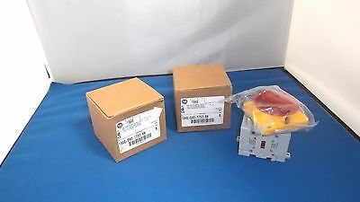 Allen Bradley 194-E40-1753-6N 3 Pole Door Front Mount Switch