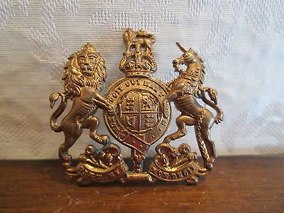 WWI/WWII Canada/British/Australian? Warrant Officer Badge-Scully