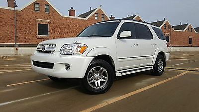 2006 Toyota Sequoia Limited Sport Utility 4-Door 2006 TOYOTA SEQUOIA LIMITED ONE OWNER !!!