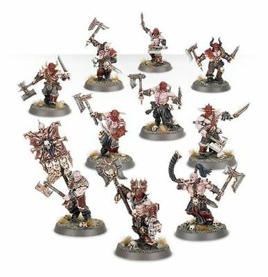 AGE OF SIGMAR Chaos Khorne 20 Bloodreavers