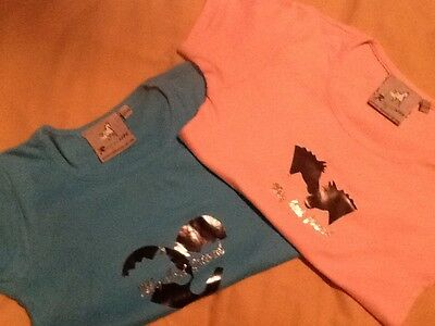 Girls requisite riding t-shirts size 122/128