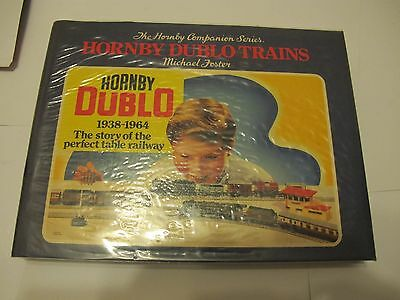 Hornby Dublo Trains  1938-1964 By Michael Foster