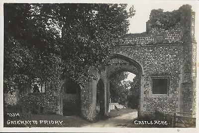 Gateway To Priory,castle Acre,norfolk