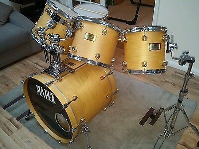 Mapex Orion Classic drum kit