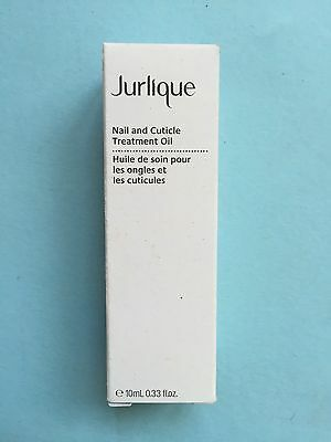 Jurlique Nail And Cuticle Treatment Oil Brand New