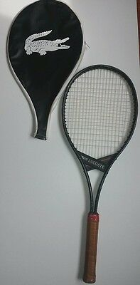 Raquette Tennis Collection Lacoste Alu Master Vintage Racket