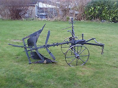 Old Antique French Plough