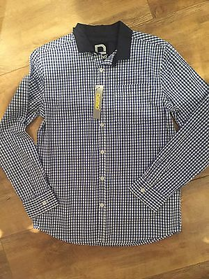 Boys Long Sleeved Shirt From Demo Age 11-12 Years