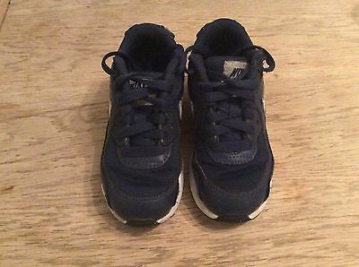 Kids Nike Air Max Trainers,Size 10,junior.