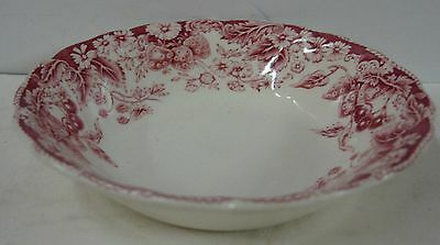 """Johnson Brothers STRAWBERRY FAIR Fruit & Berry Bowl (5-1/4"""") Multiple Available"""