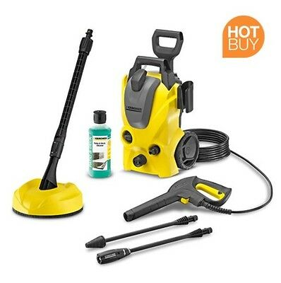 Karcher K3 Premium Home Pressure Washer Patio Driveway Jet Spray Cleaner Hose