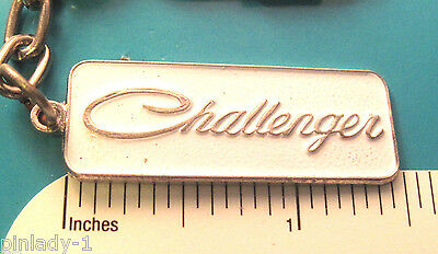 DODGE CHALLENGER - keychain , key chain GIFT BOXED