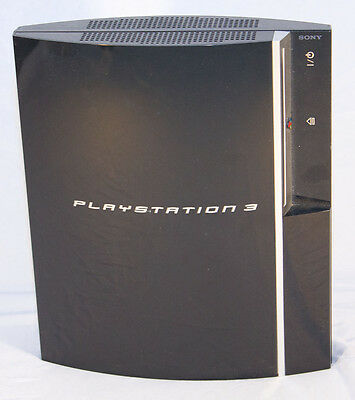 Sony PlayStation PS3 Black Console (40 GB) Plus Games & Accessories