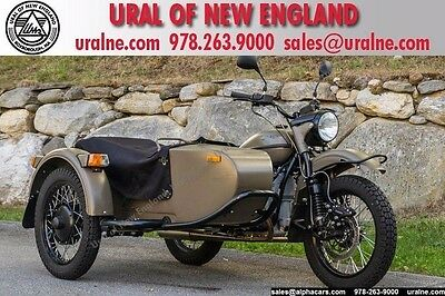 2012 Ural T Military Green  Low Mileage Pristine Condition Fully Serviced Financing & Trades