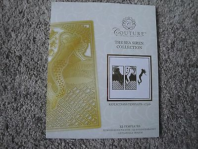 Clearout! Die cutters: Couture - The Sea Siren Collection Reflections (17316)