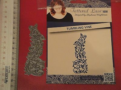 Tattered Lace - Die Cutter: Tumbling Vine  (D234)
