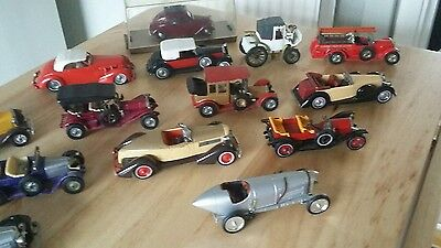 Job Lot Of Model Cars/delivery Vans Collection Only Newcastle Under Lyme
