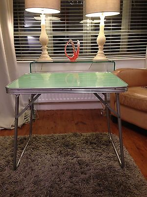 Vintage Camping Table 1950s