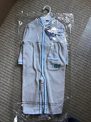 Splash About Toddler Child's Towelling Suit 12-18 Months - Swimming All In One