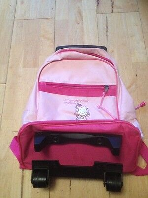 Girls Small Pull Along Case