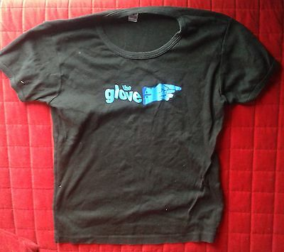 The Glove Cure  T shirt Robert Smith goth Siouxsie & The Banshees