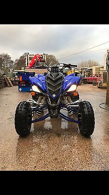 yamaha raptor 700 road legal