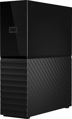 Western Digital WD My Book 6TB External USB 3.0 Portable Hard Drive NEW, sealed