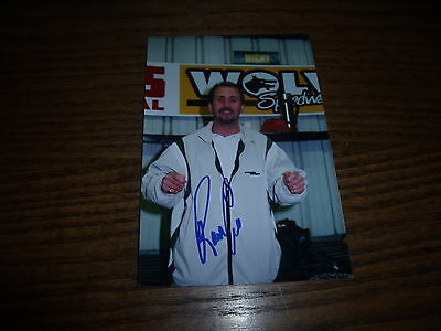 ORIGINAL RONNIE CORREY  HAND SIGNED WOLVERHAMPTON WOLVES PHOTO { 6 X 4 Inches }