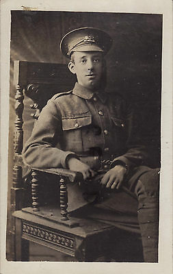 WW1 soldier Pte Kings own Lancaster Regiment