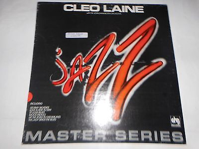 Cleo Laine with The John Dankworth Orchestra - Jazz Master Series - LP