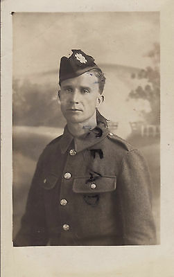 WW1 soldier Highland Light Infantry