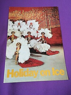 Vintage HOLIDAY ON ICE 1983 Programme