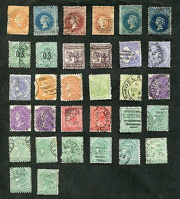 Stamp Lot Of South Australia, With Better