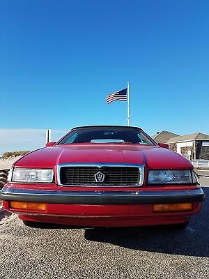 1989 Chrysler Other Turbo 2dr Convertible Chrysler TC by Maserati