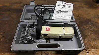 Axminster Tools Biscuit Jointer