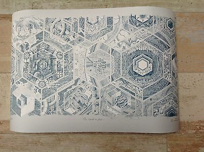 LUSTMORD limited edition numbered signed  screen print