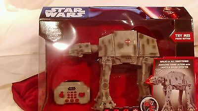 Star Wars AT-AT WALKER RC U-COMMAND with REMOTE CONTROL NEW