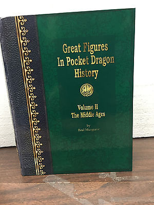 Great Figurines in Pocket Dragon History Vol II   Pocket Dragons  NRFB
