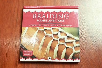 Braiding Manes and Tails : A Visual Guide to 30 Basic Braids by Charni Lewis (20