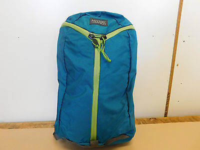 Urban Assault Mystery Ranch back pack  peacock blue