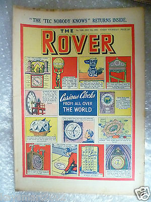 THE ROVER Comic, No.1328, 9th Dec 1950